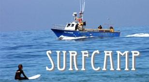 Messanges Surf School Surfcamp